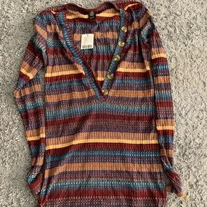 NWT Urban Outfitters light weight sweater dress
